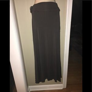 Express cotton maxi skirt Small